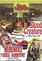 BLOOD CREATURE/WEREWOLF IN A GIRL'S DORMITORY