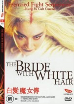 BRIDE WITH WHITE HAIR