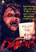 NIGHT OF THE DEMONS TRILOGY