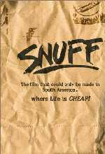 SNUFF (LIMITED EDITION)