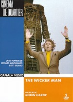 The Wicker Man  (Coffret 2 DVD) EPUISE/OUT OF PRINT