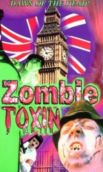 ZOMBIE TOXIN EPUISE/OUT OF PRINT