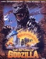The Return of Godzilla et Godzilla vs Space Godzilla EPUISE/OUT OF PRINT