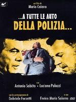 A Tutte Le Auto Della Polizia EPUISE/OUT OF PRINT