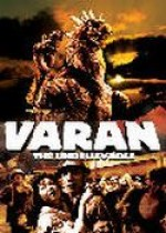 Varan the Unbelievable EPUISE/OUT OF PRINT