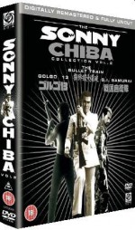 Sonny Chiba Collection Volume 2 EPUISE/OUT OF PRINT