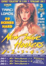 New Wave Hookers EPUISE/OUT OF PRINT