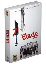 The Blade Edition Collector Limitée 2 dvd EPUISE/OUT OF PRINT