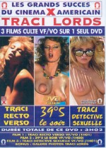 Traci Lords recto verso EPUISE/OUT OF PRINT