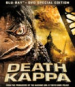 Death Kappa DVD and Blu-Ray Combo Pack