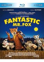 Fantastic Mr. Fox (édition Blu-ray + DVD)