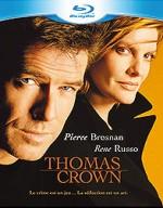 Thomas Crown (édition Blu-ray + DVD)