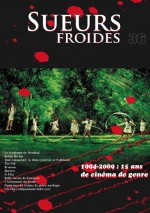 Sueurs Froides 36 EPUISE/OUT OF PRINT