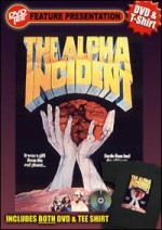 Alpha Incident (With Large T-shirt)