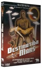 Coffret prestige Destination Mars EPUISE/OUT OF PRINT
