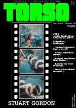 Torso 04-05 : Stuart Gordon (N° Double) EPUISE/OUT OF PRINT
