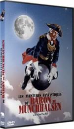 Les Aventures Fantastiques Du Baron De Münchhausen (2 DVD + livret)