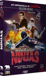 Coffret Ninjas