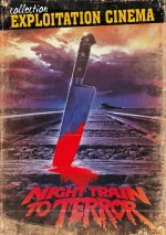 Night Train to Terror EPUISE/OUT OF PRINT