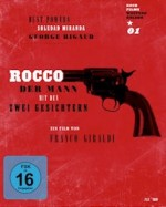 Rocco - Der Mann mit den zwei Gesichtern (Blu-Ray+DVD)