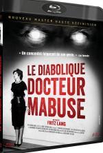 Le Diabolique Docteur Mabuse (Bluray)