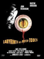 Labyrinth des Roten Todes - Cover C