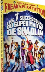 Les 7 successeurs du super maître de shaolin