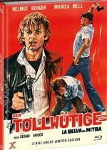 Der Tollwütige - Cover B