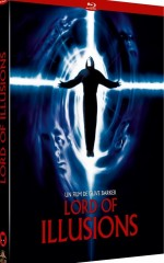 Lord Of Illusions (DVD + Bluray)