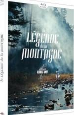 La Légende de la montagne (bluray)