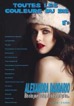 Toutes les Couleurs du Bis 10 : Alexandra Daddario EPUISE/OUT OF PRINT