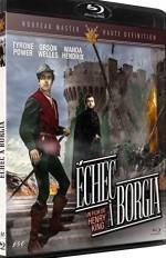 Echec à Borgia