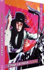 Stray Cat Rock (3 Blu-ray + 3 DVD)