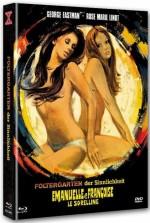 Foltergarten der Sinnlichkeit (DVD + BLURAY) - Cover C