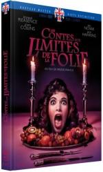 Les Contes aux limites de la folie (DVD+Blu-ray+Livret)