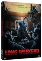 Long Weekend (Blu-ray + DVD) - Cover A