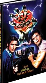 Flic ou Zombie - Visuel Annees 80 - Combo Dvd + Blu Ray + Livret
