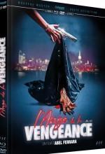 L'ange De La Vengeance - Combo Dvd + Blu Ray + Livret