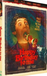 Happy Birthday to Me - Édition Collector Blu-ray + DVD + Livret