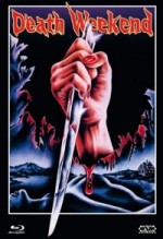 Death Weekend (Blu-Ray+DVD) - Cover E EPUISE/OUT OF PRINT