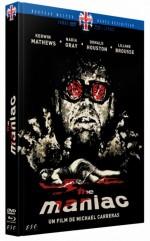 The Maniac (Blu-Ray+DVD)
