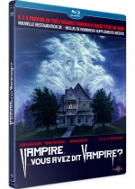 Vampire, ...vous avez dit vampire ? (bluray)