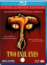 Two Evil Eyes (Blu-ray + DVD + CD)