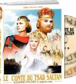 Le Conte du Tsar Saltan - Édition Collector Blu-ray + DVD + Livre