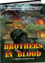 Brothers in Blood - Cover C