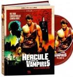 Hercule contre les vampires (Blu-Ray + DVD + Livre)