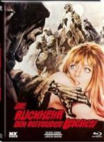Die Rückkehr der reitenden Leichen (2 DVD + BLURAY) - Cover A