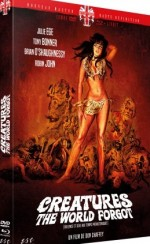 Creatures The World Forgot (Violence Et Sexe Aux Temps Prehistoriques)  - Combo Dvd + Blu Ray
