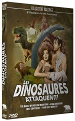 Coffet Prestige Les Dinosaures Attaquent !