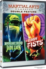 Moonlight Sword - Jade Lion/ The Bloody Fists